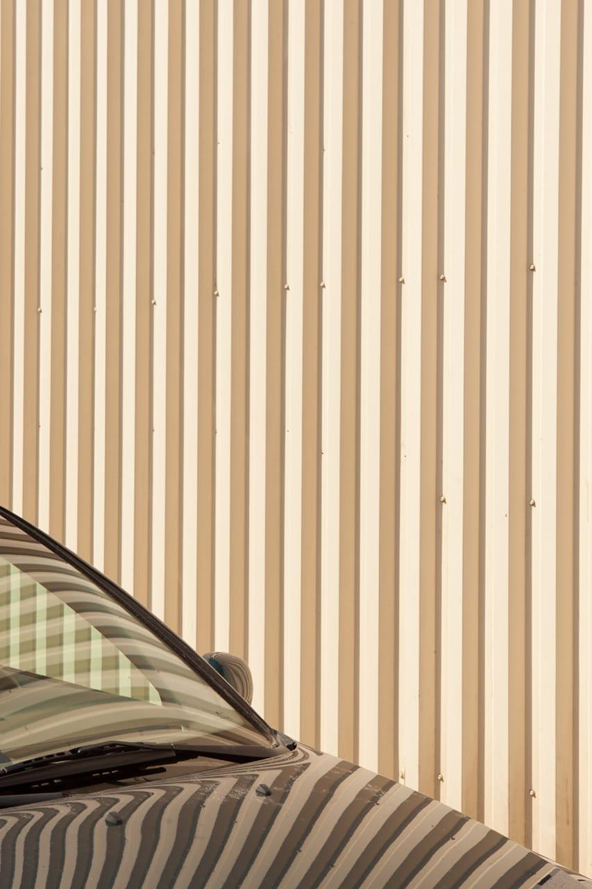 Spiegelung (Linien), by Julian Mullan